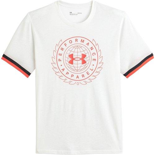T-shirt col rond manches courtes - Under Armour - Modalova