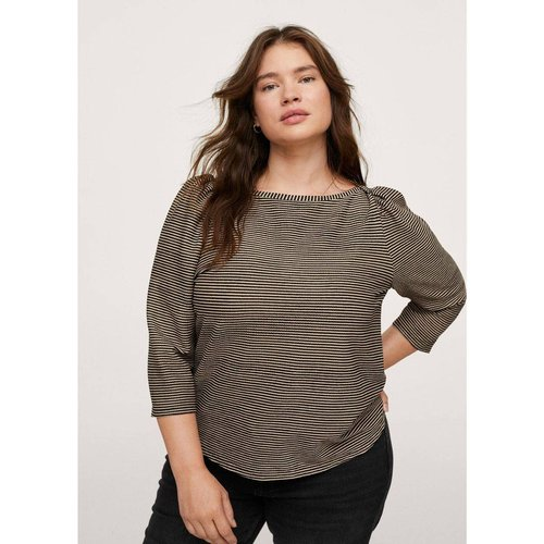 T-shirt manches bouffantes - Mango - Modalova
