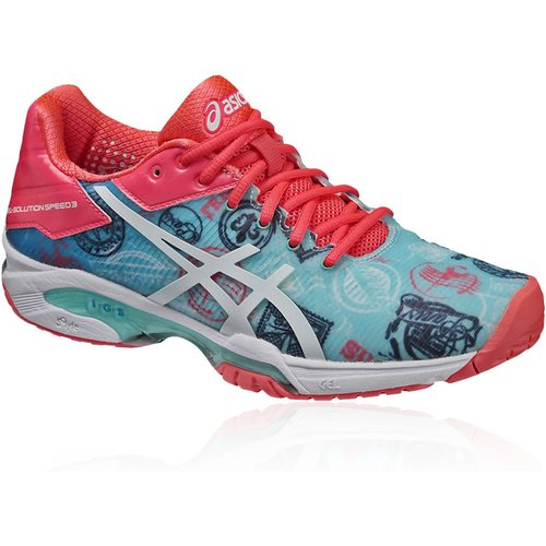 Gel-Solution Speed 3 L.E. Paris Women's Tennis Shoes - ASICS - Modalova