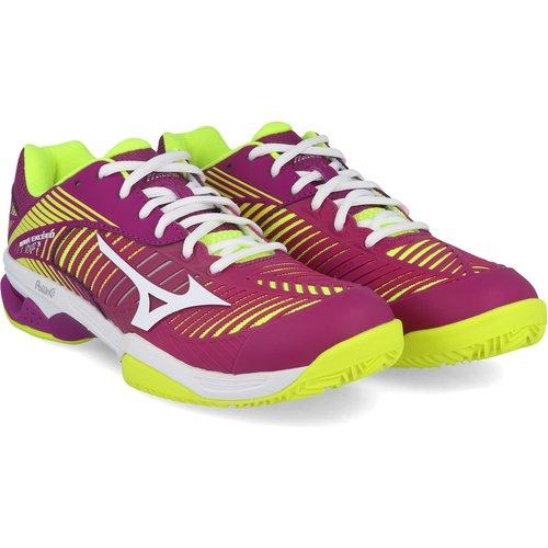 Wave Exceed Tour 3 Women's Clay Court Tennis Shoes - Mizuno - Modalova