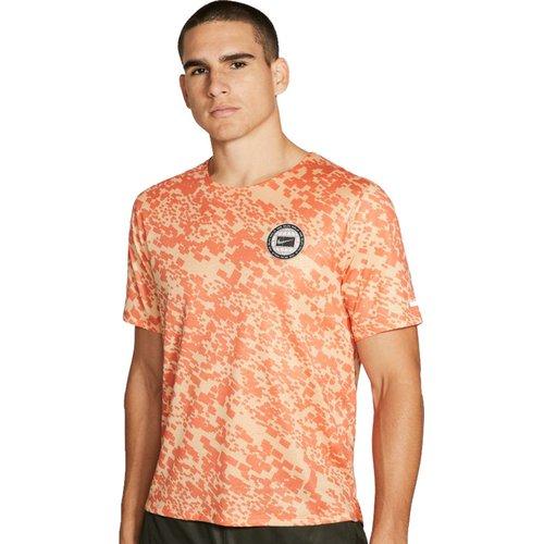 Dri-FIT Miler Wild Run Men's Printed Running T-Shirt - FA20 - Nike - Modalova