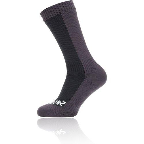 Waterproof Cold Weather Mid Length Socks - SS21 - SealSkinz - Modalova