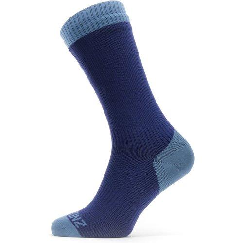 Waterproof Warm Weather Mid Socks - SS21 - SealSkinz - Modalova