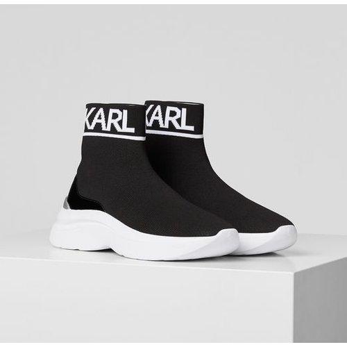 BASKETS MONTANTES EN MAILLE À ENFILER SKYLINE - Karl Lagerfeld - Modalova