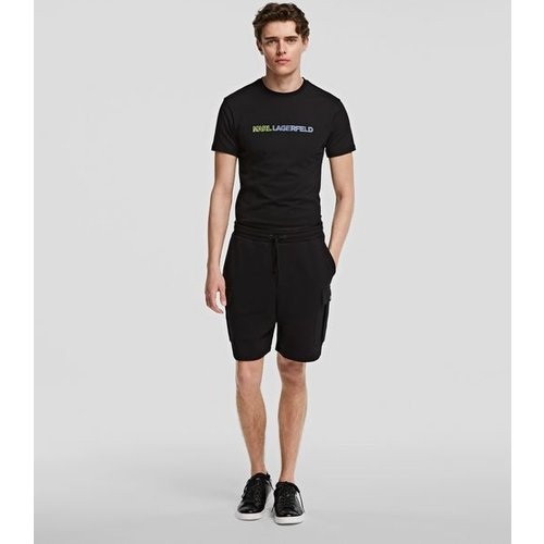 Short de jogging cargo - Karl Lagerfeld - Modalova