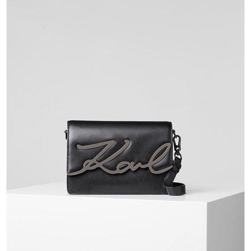 K/Signature Shoulder Bag - Karl Lagerfeld - Modalova