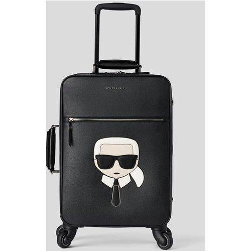 Valise à roulettes K/Ikonik - Karl Lagerfeld - Modalova