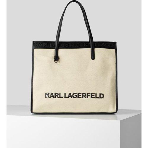 CABAS EN TOILE K/SKUARE - Karl Lagerfeld - Modalova