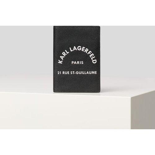 Étui pour passeport Rue St-Guillaume - Karl Lagerfeld - Modalova