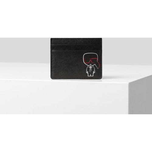 PORTE-CARTES CLASSIQUE K/IKONIK - Karl Lagerfeld - Modalova