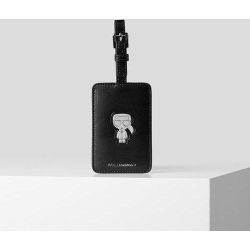 ÉTIQUETTE À BAGAGE K/IKONIK MÉTALLISÉE - Karl Lagerfeld - Modalova