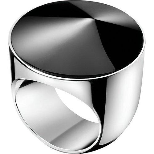 Bague KJAQMR090308 Acier inoxydable, Résine synthétique - Calvin Klein - Modalova