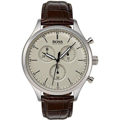 HUGO BOSS Hugo Boss Companion Companion Herrenchronograph in Braun 1513544