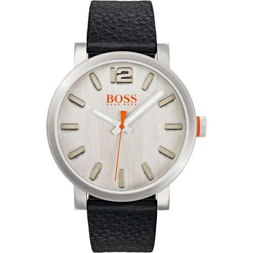 HUGO BOSS Hugo Boss Orange Bilbao Bilbao Herrenuhr in Schwarz 1550035