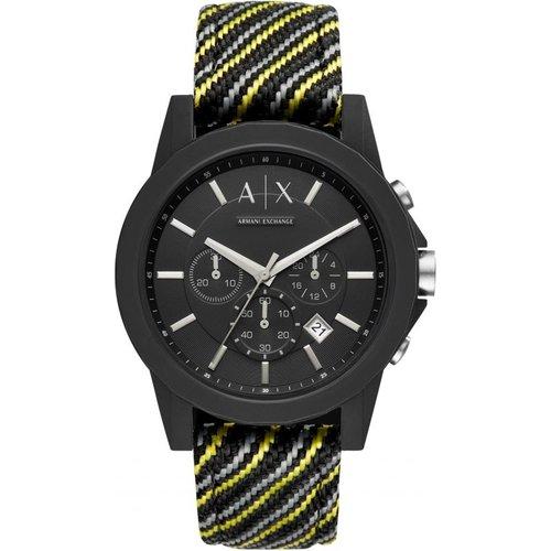 ARMANI EXCHANGE Armani Exchange Herrenchronograph in Mehrfarbig AX1334