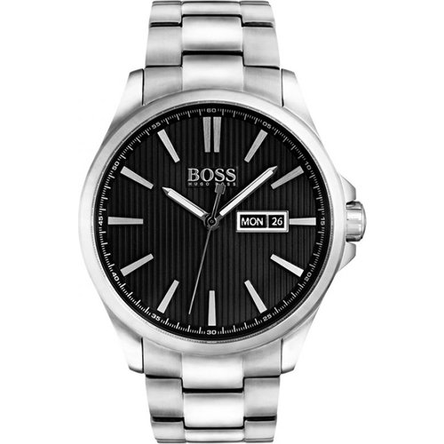 HUGO BOSS Hugo Boss The James Herrenuhr in Silber 1513466