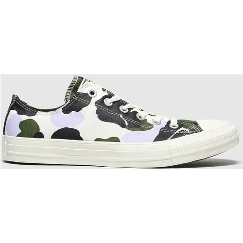 Save 69% - Converse Multi Archive Print Ox Trainers