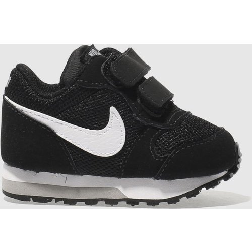 Save 48% - Nike Black & White Md Runner 2 Trainers Toddler