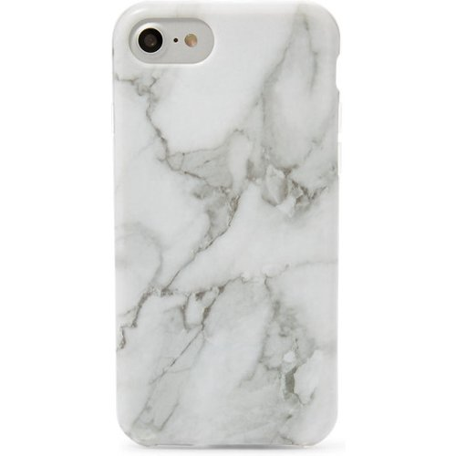 Men Housse Recover Iphone - Marbre - One size - Fossil - Modalova