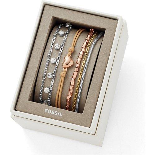 Unisex Coffret Cadeau Multi-Bracelets - One size - Fossil - Modalova