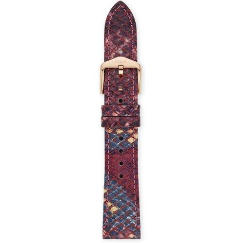 Women Bracelet Interchangeable En Cuir Figue 18 Mm - One size - Fossil - Modalova