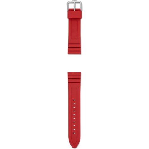 Unisex Bracelet De Montre Sport 54 Interchangeable En Silicone 22 Mm - One size - Fossil - Modalova
