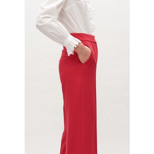 Pantalon tailleur flare - Claudie Pierlot - Modalova