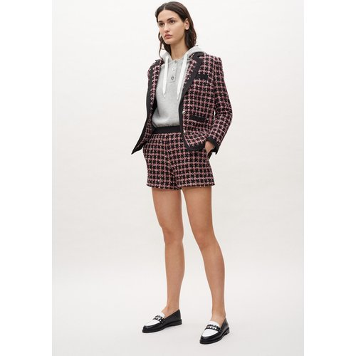 Veste en tweed - Claudie Pierlot - Modalova