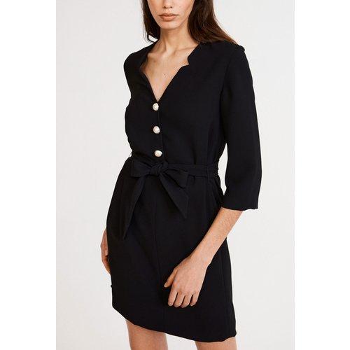 Robe noire - CLAUDIE PIERLOT - Modalova