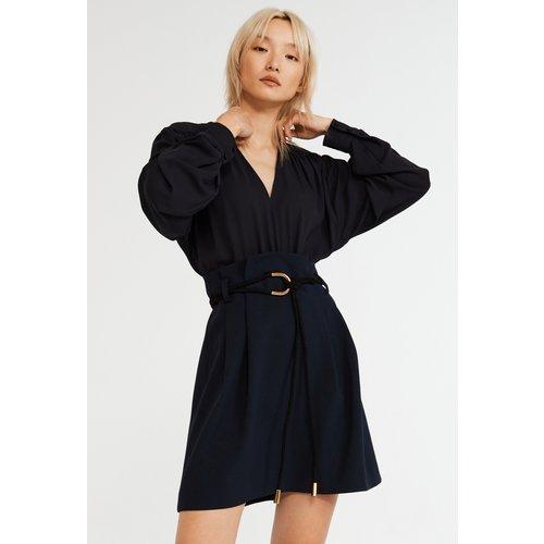 Robe courte en polyester recyclé - CLAUDIE PIERLOT - Modalova