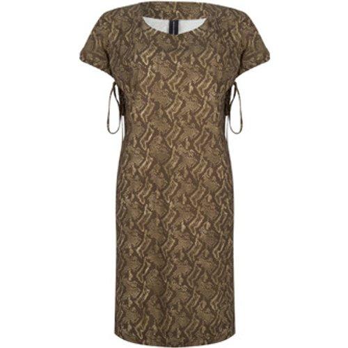 Uao920Ss25B Snake jurk