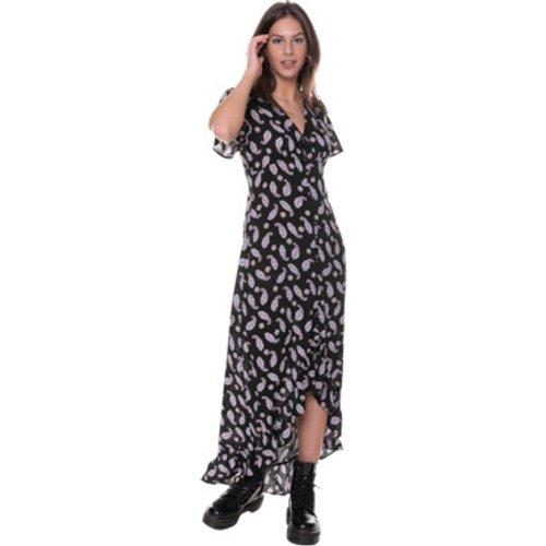 Tyra Paisley High Low Maxi dress