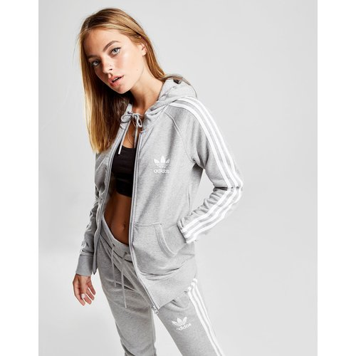 Sweatshirt & Hoodie Sale - adidas Originals California Hoodie Damen - Only at JD - Grau - Womens, Grau