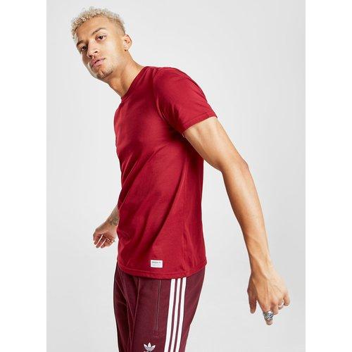 114b20c70714 adidas Originals Core T-Shirt – Rot – Mens