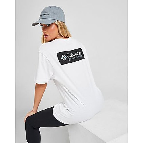 T-shirt Basic Box Oversized - Columbia - Modalova