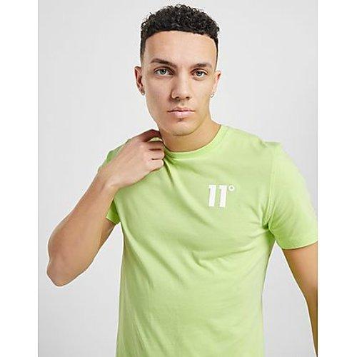 T-shirt avec petit logo Core -  - 11 Degrees - Modalova