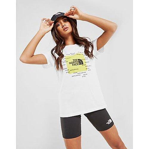 T-Shirt Message - The North Face - Modalova
