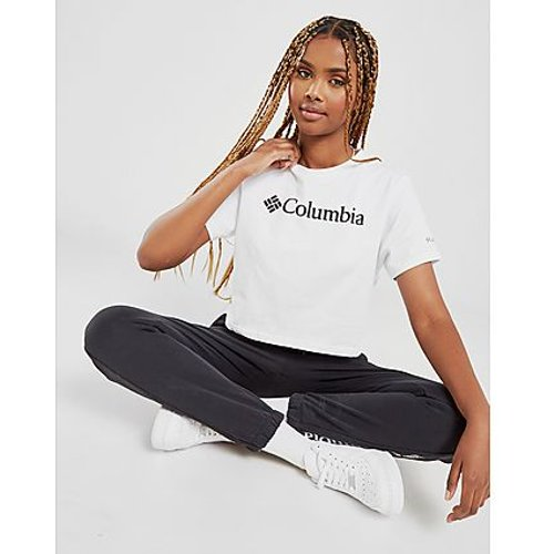 Columbia T-Shirt Court Logo Femme - Columbia - Modalova
