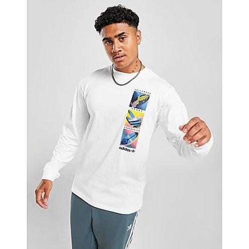 Summer Icons Long Sleeve T-Shirt - adidas Originals - Modalova
