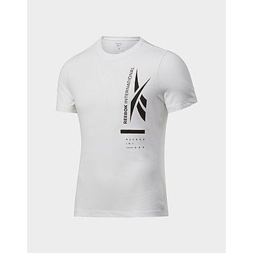 T-shirt imprimé -  - Reebok - Modalova