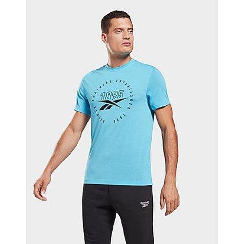 T-shirt imprimé series speedwick -  - Reebok - Modalova