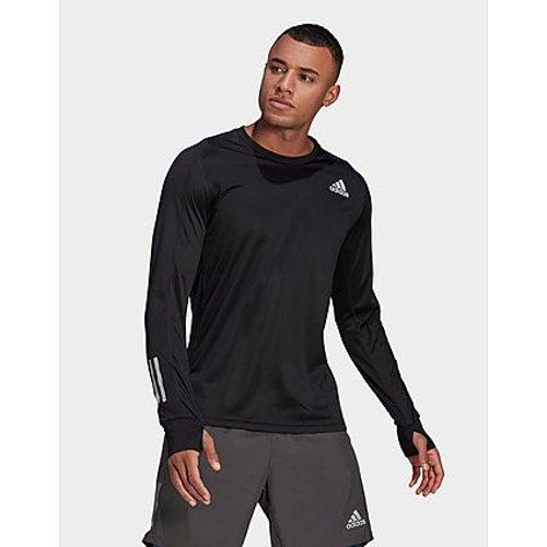 T-shirt Own the Run Long Sleeve - / , / - Adidas - Modalova