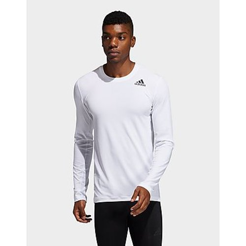 T-shirt Techfit Compression Long Sleeve - - Adidas - Modalova