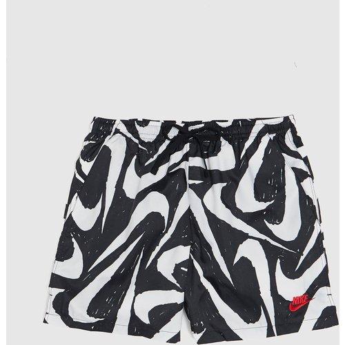 Nike Short de Bain Flow AOP - Nike - Modalova