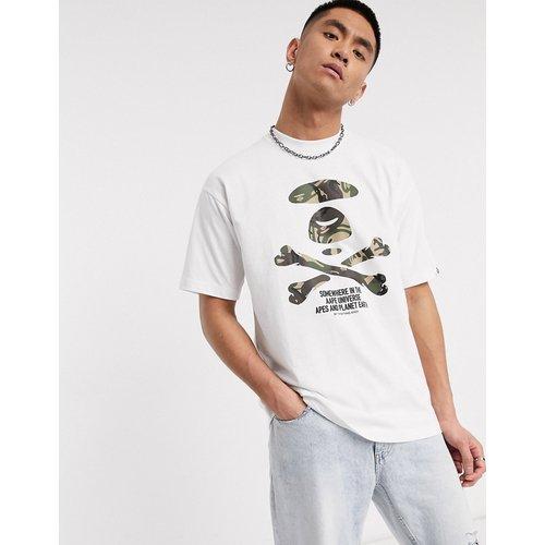 AAPE By A Bathing Ape AAPE - Army - T-shirt - AAPE BY A BATHING APE® - Modalova
