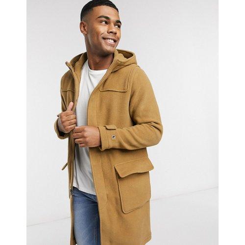 Duffle-coat à capuche - Abercrombie & Fitch - Modalova