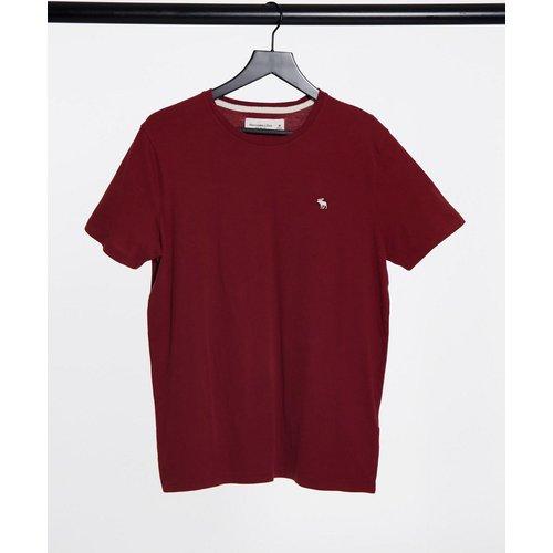 T-shirt à logo emblématique - syrah - Abercrombie & Fitch - Modalova