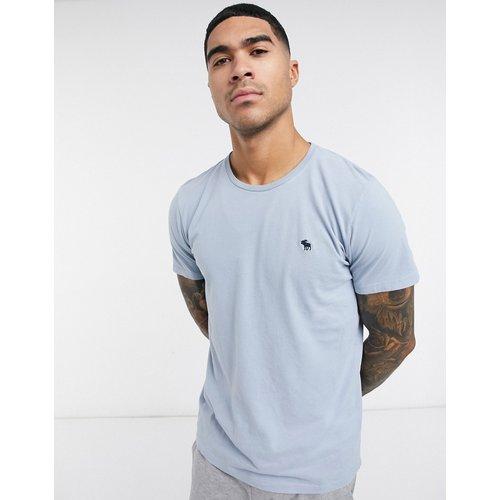 T-shirt avec logo emblématique - clair - Abercrombie & Fitch - Modalova