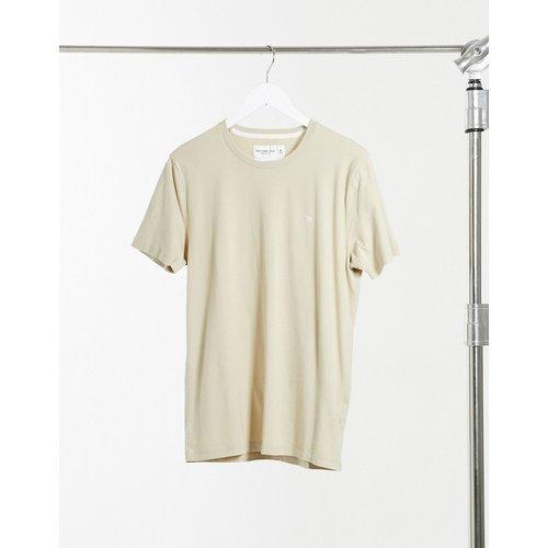 T-shirt avec logo emblématique - Abercrombie & Fitch - Modalova