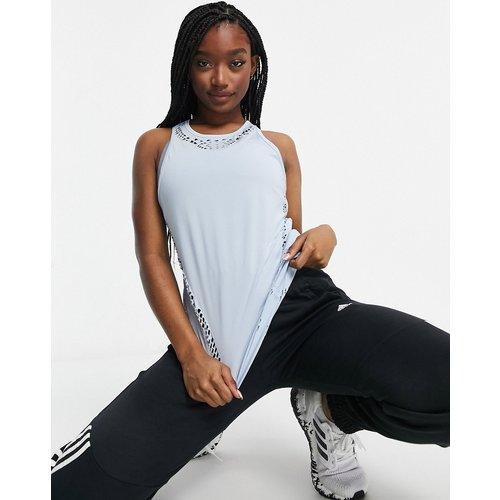 Adidas - Débardeur - Bleu - Adidas - Modalova